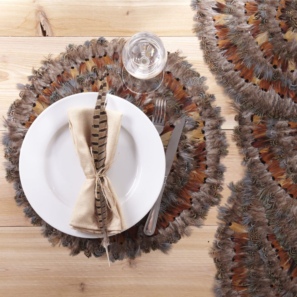pheasant-feather-placemats