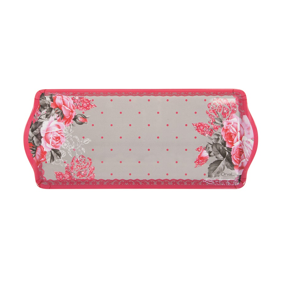 Large Roses Tray OTPLPPPP0009