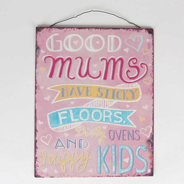 Good Moms Have Sticky Floors Quote: 'Good Mums Have Sticky Floors, Dirty Ovens And Happy Kids