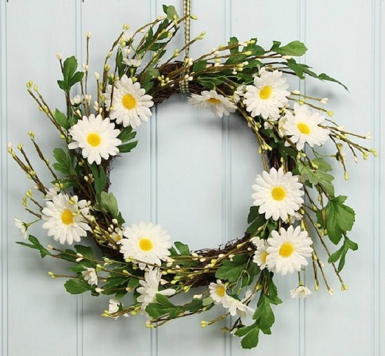 gisela-graham-easter-wreaths