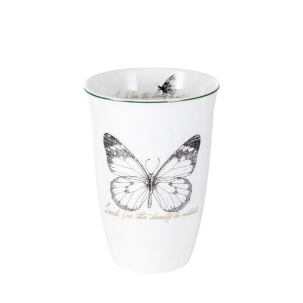 affair butterfly mug