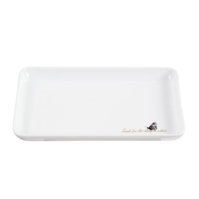 butterfly -plate