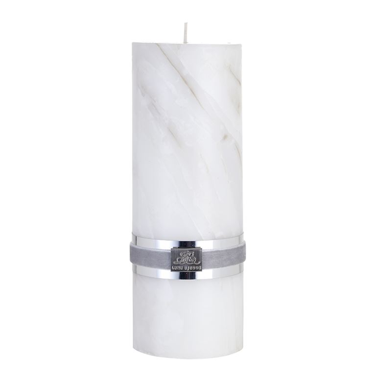 candle marble large 436200806