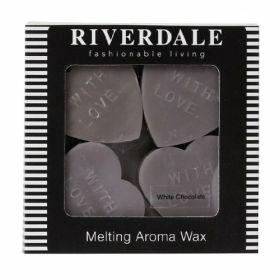 riverdale melting wax chocolate