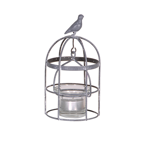DSL032 BIRDCAGE TEA LIGHT HOLDER