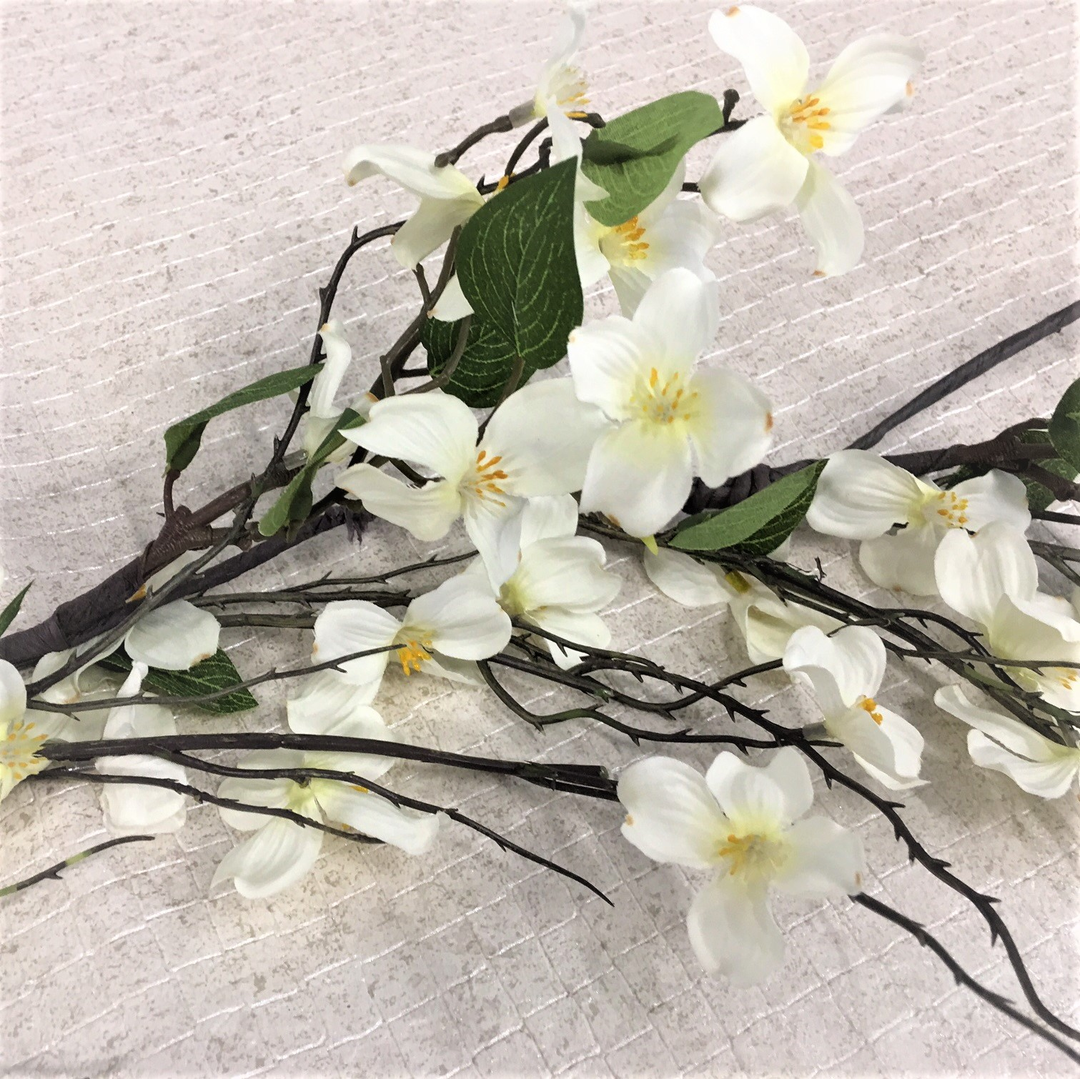 Dogwood Flower Garland Tutti Decor Limited Bloomsberry
