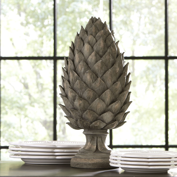 distressed-grey-pinecone-finial