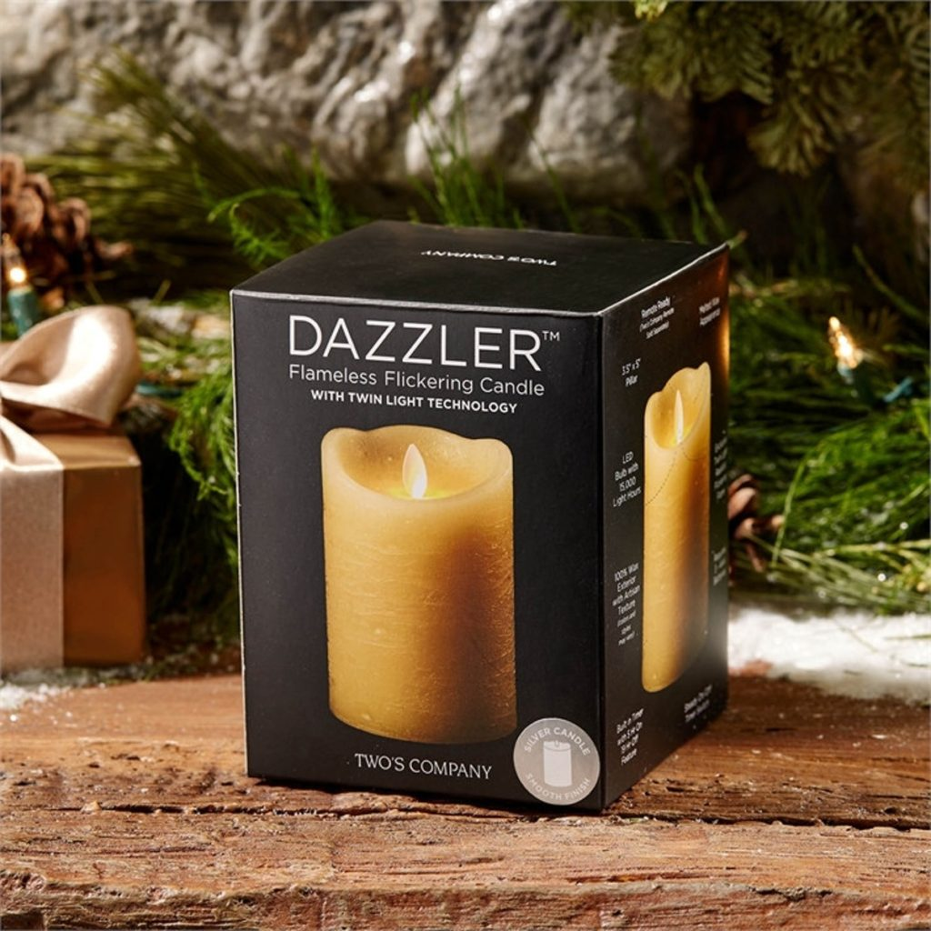 dazzler-candle