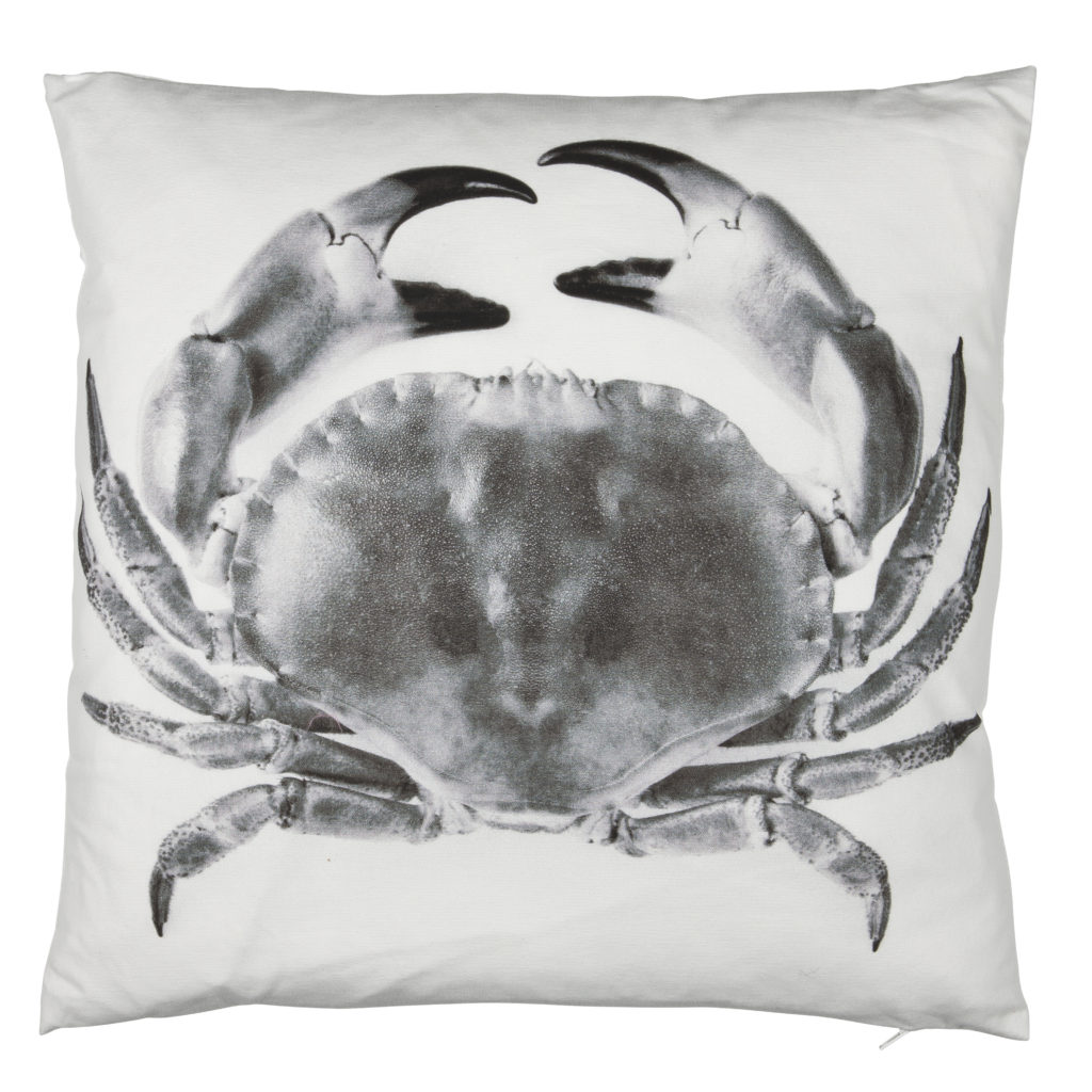 0112189071 Crab, cushion, lt grey