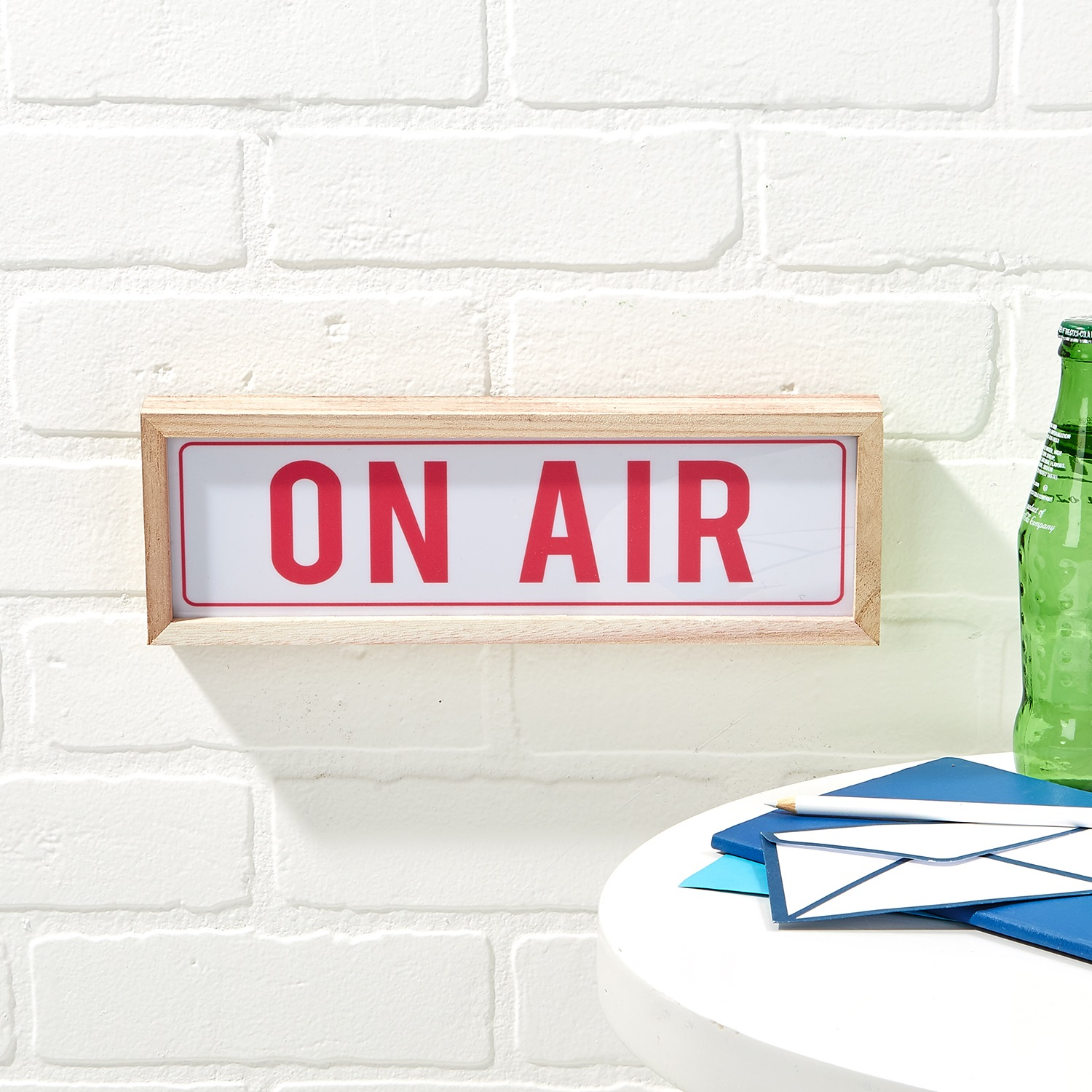 on air led light box wall sign in gift box ideal for gifting 30