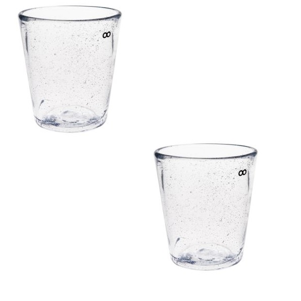 8410141900 Spring, drinking glass, clear set