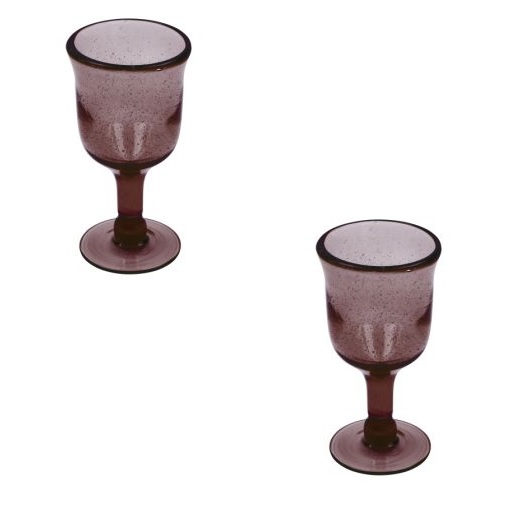 8412141934_Spring_drinking glass_dia8xh16_dk purple_glass set