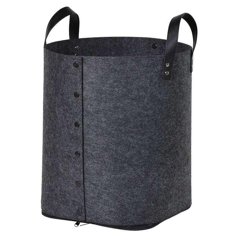 MAX013-grey-laundry-bag