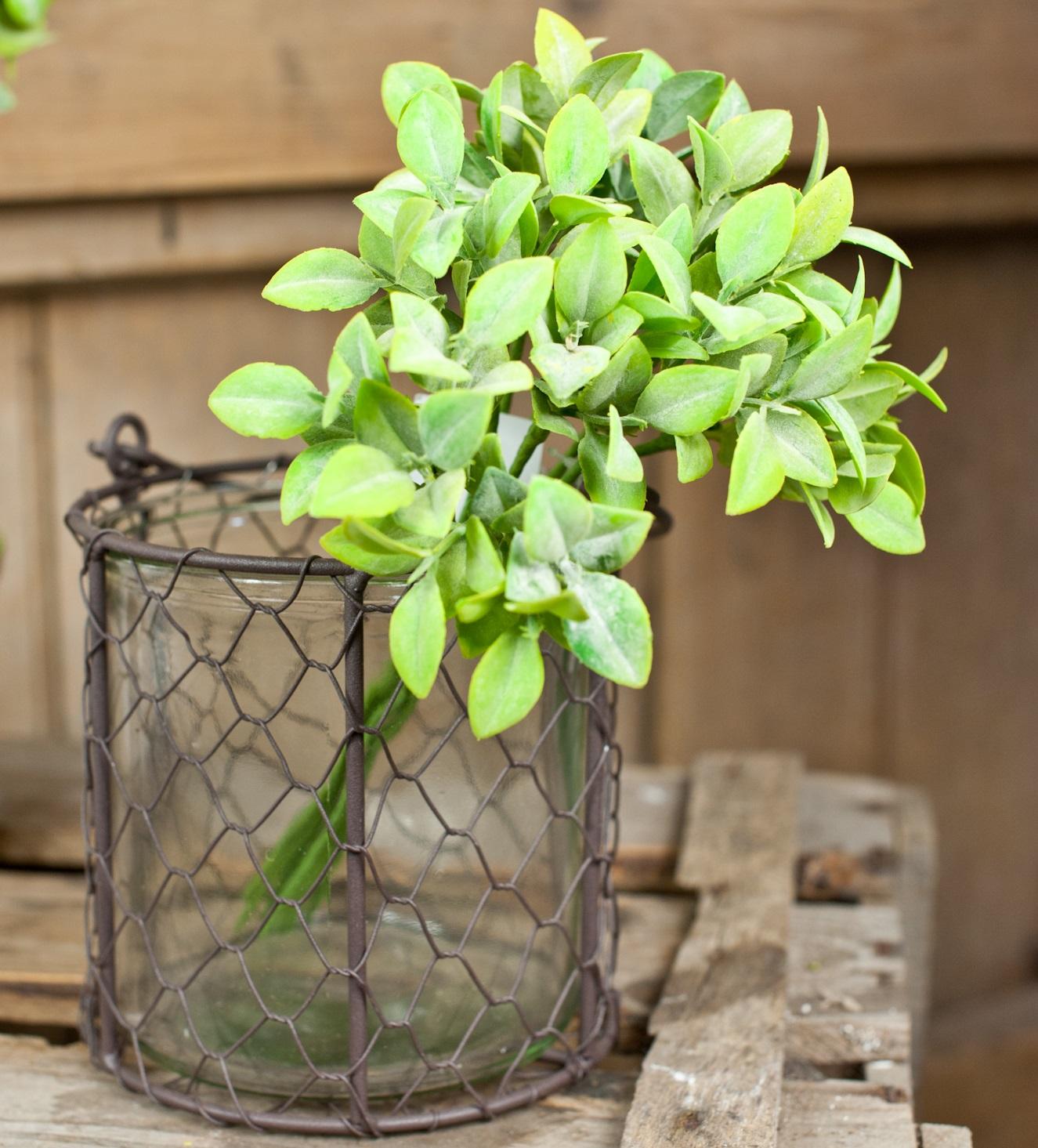 Bunch Green Foliage Stems Tutti Decor Ltd