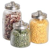 Clear-glass-storage-jar-with-lid