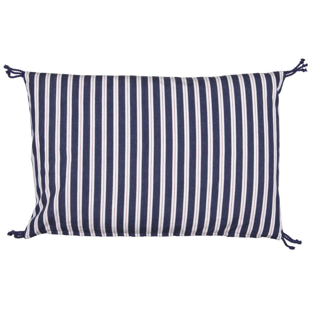 0125188656 Southampton, cushion, navy blue_white