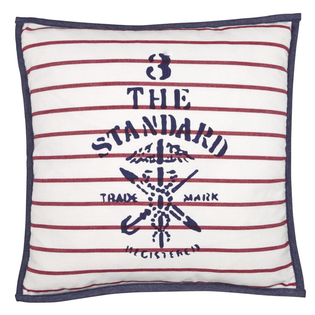 0143187491 Sailmaker, cushion, white_red_navy blue