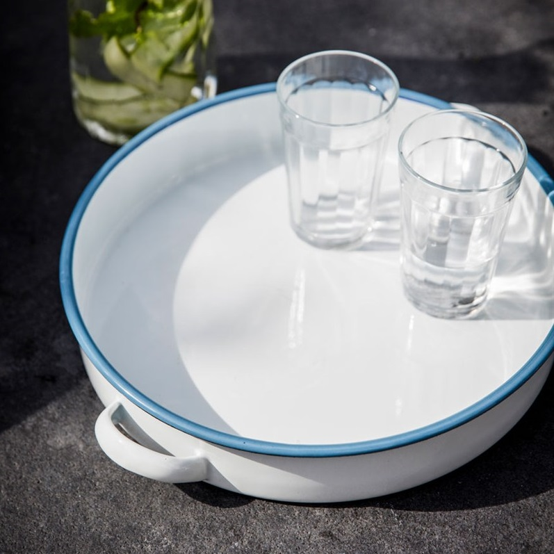 Enamel-Tray-White-Blue-TREN01