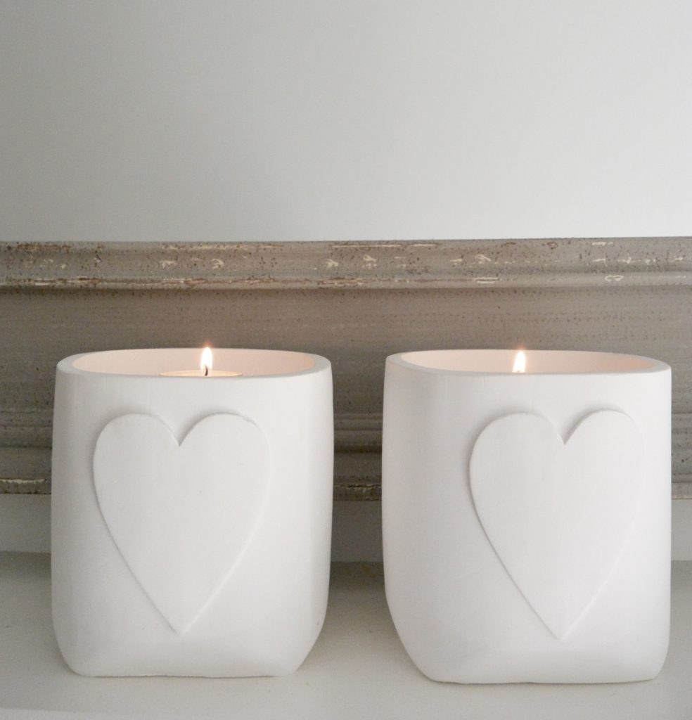 can024-white-cement-wax-filled-candleholder