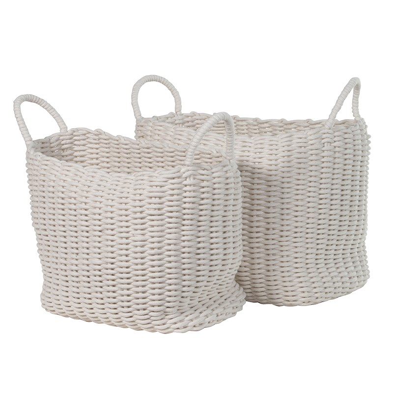 qha001-cream-cotton-woven-storage-baskets