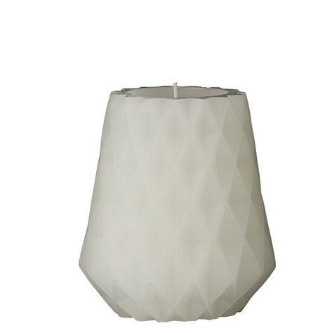 candle-carved-white-candle-10-5-cm