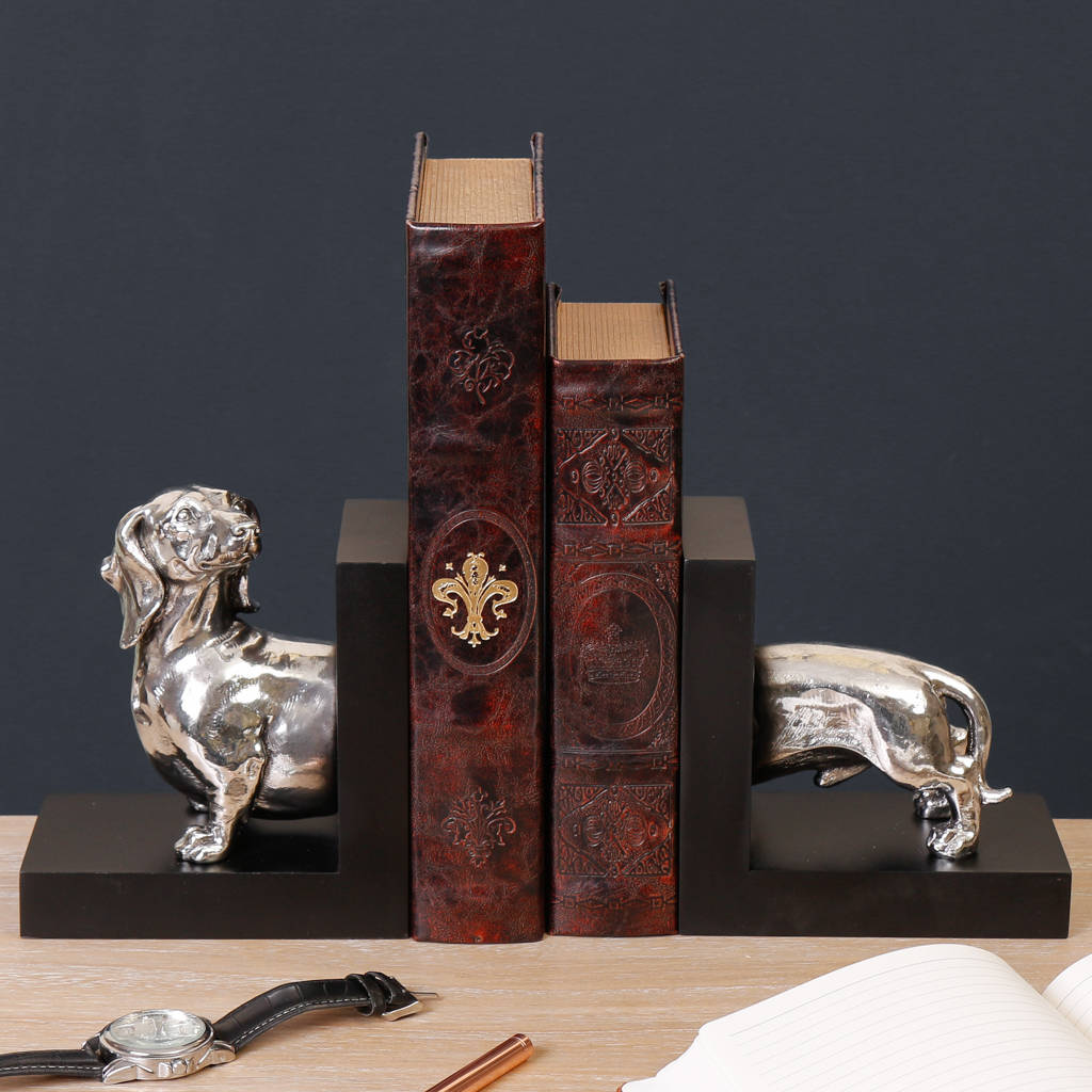 L157729 Dog Bookends Tutti Decor Ltd