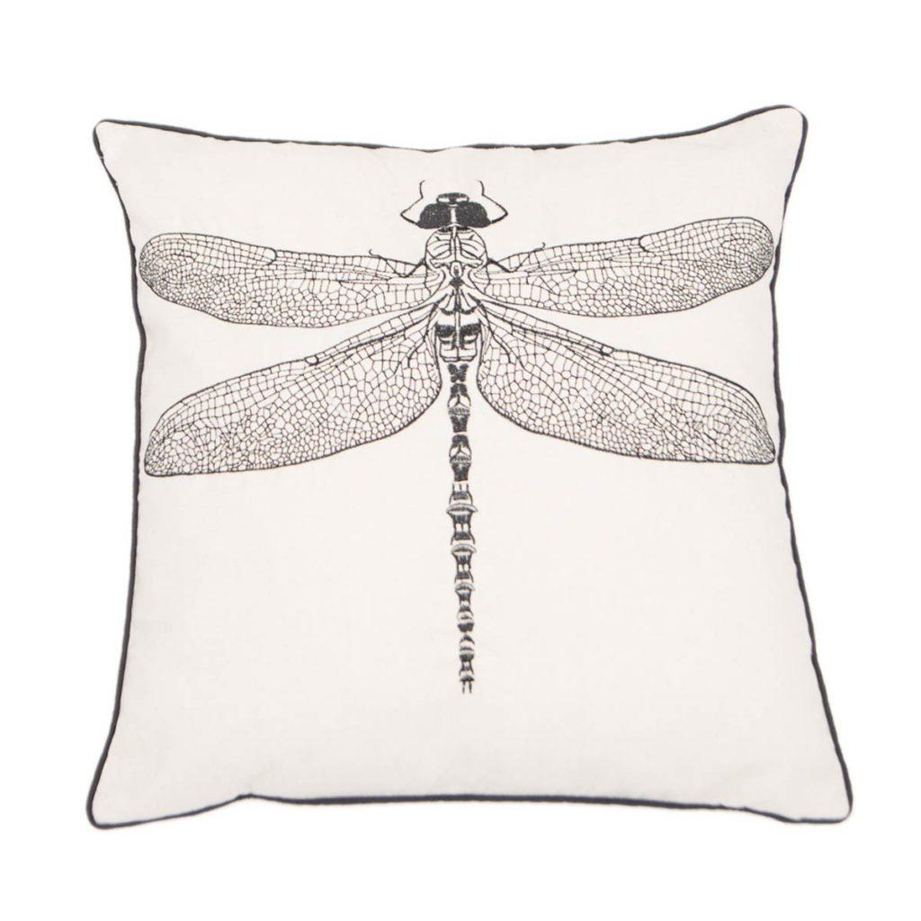 dragonfly-cushion-black-cream
