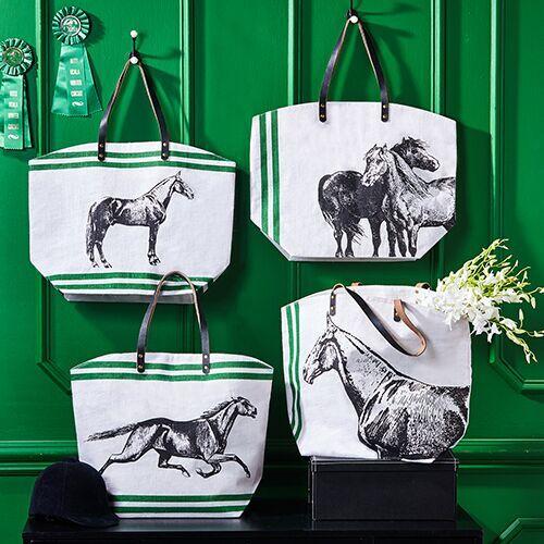 horses-tote-bag