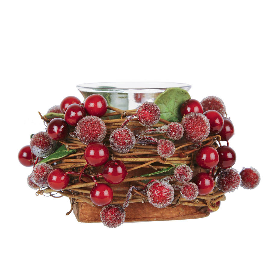 twig-and-red-berry-tea-light-holder-glass