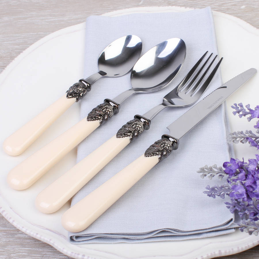 24-piece-french-antique-cream-cutlery