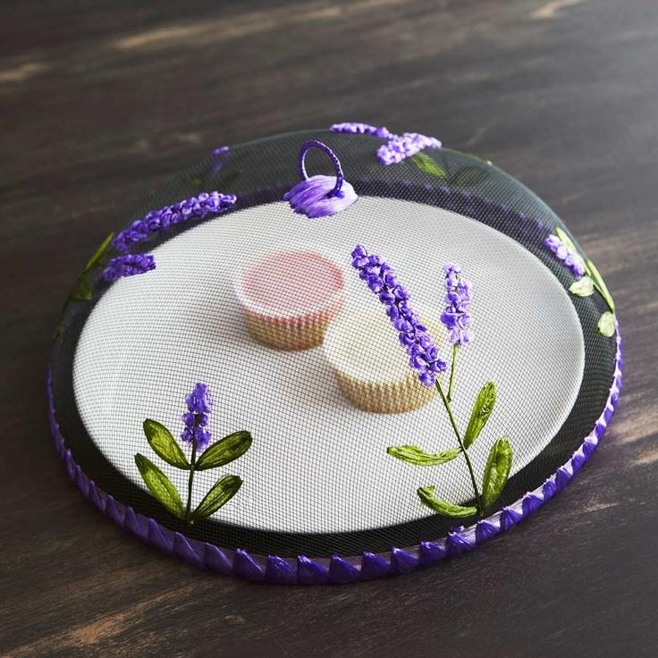 lavendar-mesh-food-cover-gisela-graham