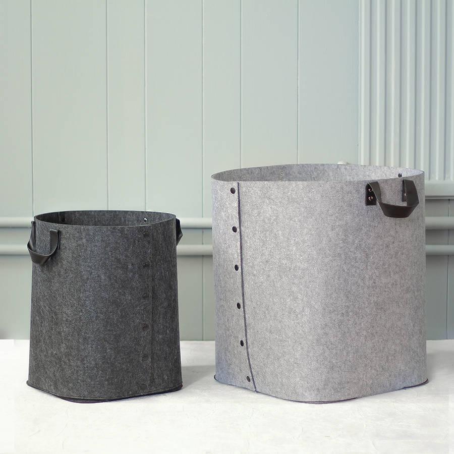 Dark grey laundry bag tutti decor ltd originalself build laundry bag collection solutioingenieria Choice Image