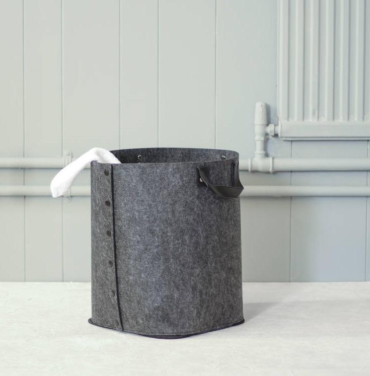 Dark grey laundry bag tutti decor ltd originalset of 2 self build laundry baggrey solutioingenieria Choice Image