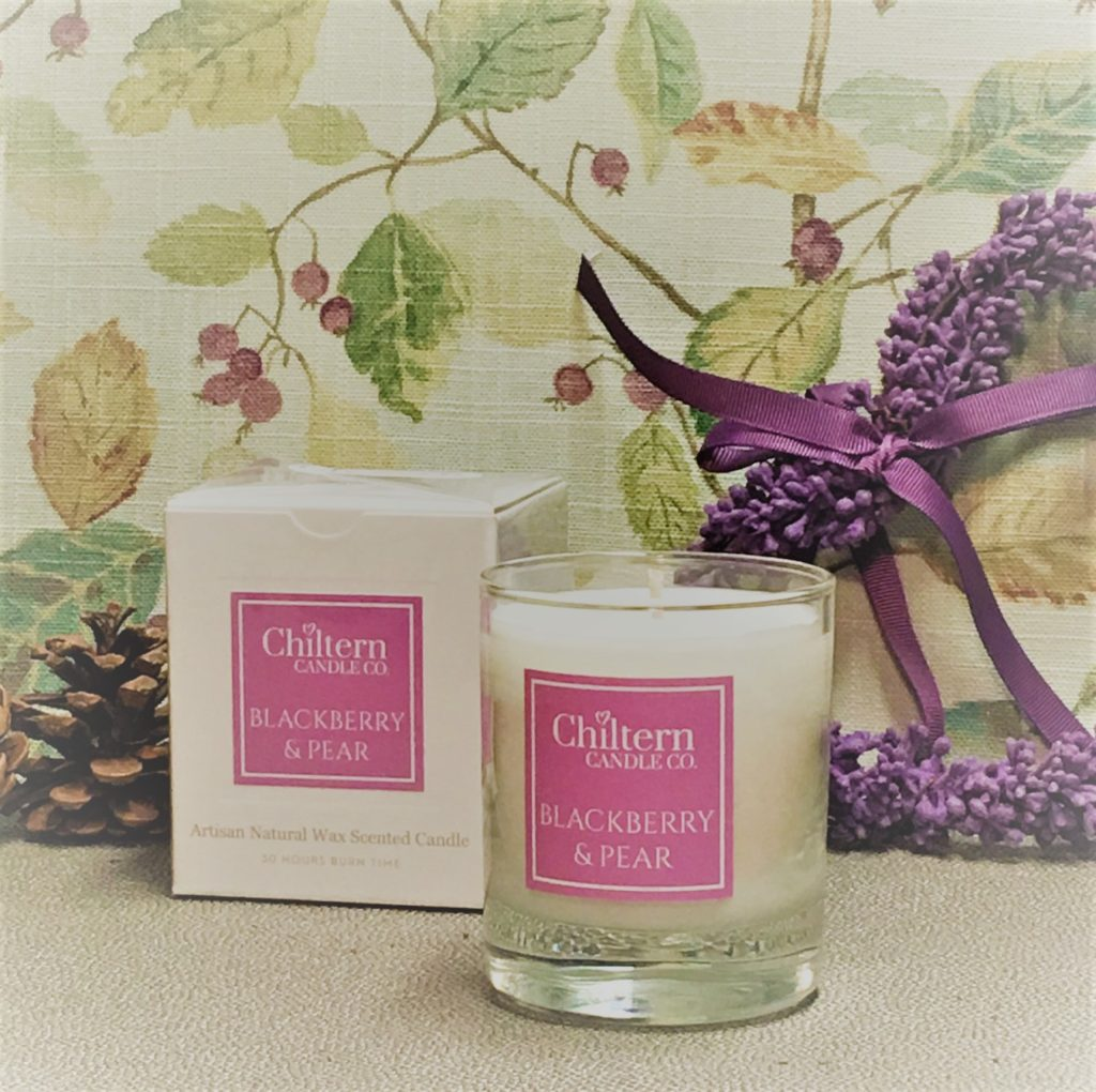 blackberry-candle-chiltern candle company-2