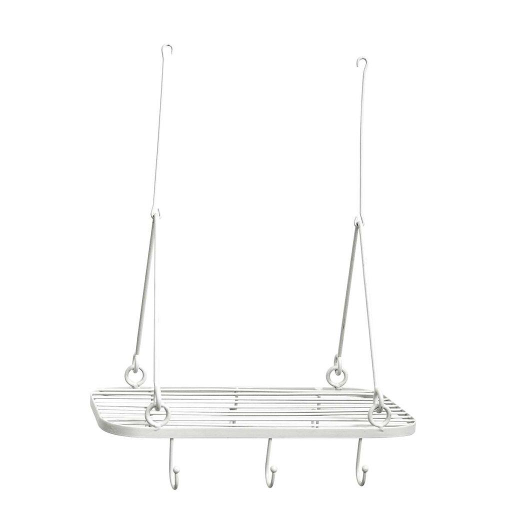 kitchen hanger white