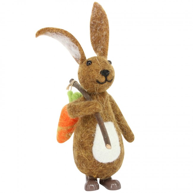 brown-wool-felted-bunny-easter-decoration-1