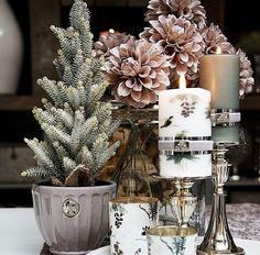 woodland-candle