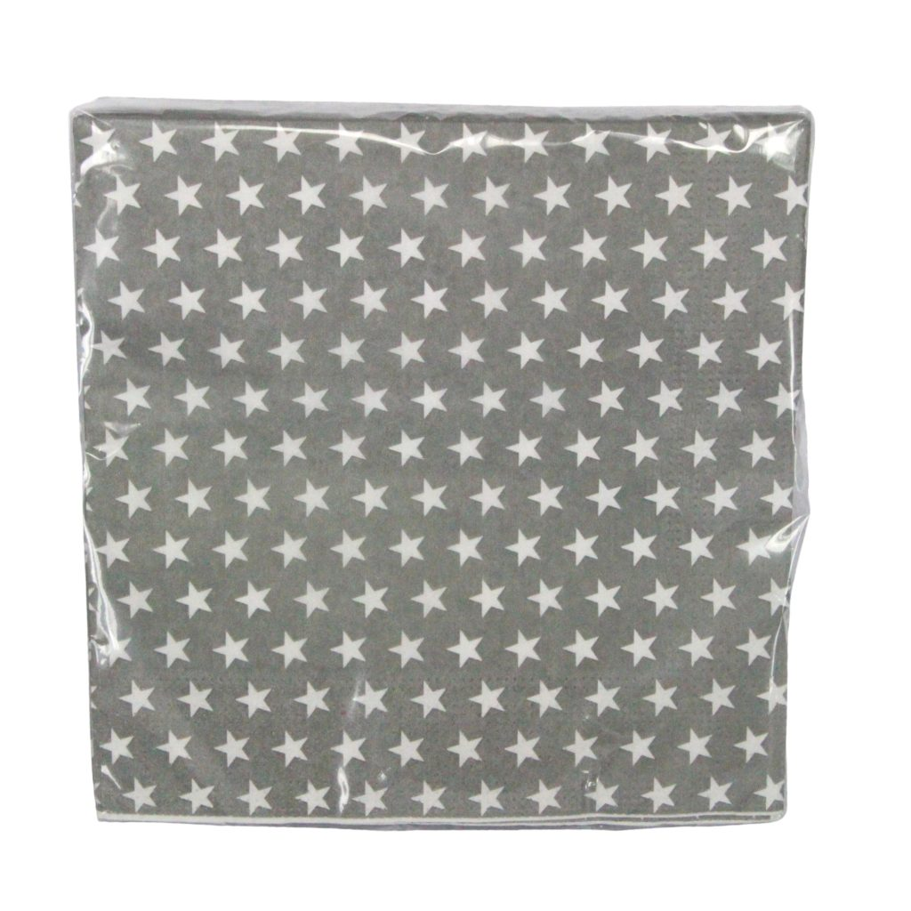33990-grey-star-napkins