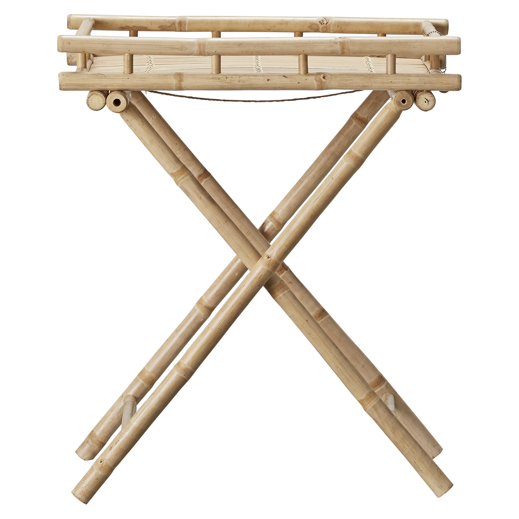 Mandisa Bamboo Tray Table