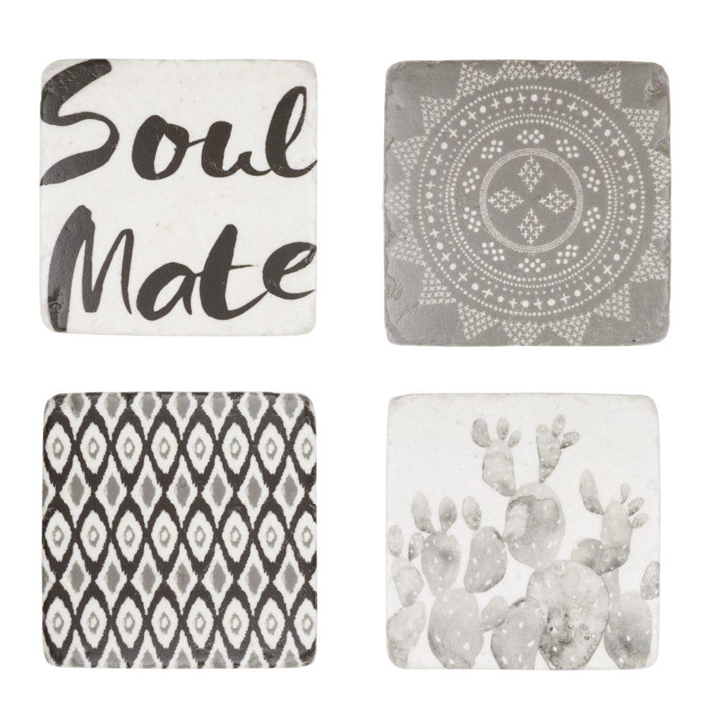 Soul_Odyssey_Coaster_GreyWhiteBlack_4_pack