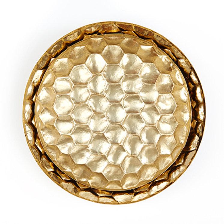 tozai_golden-honeycomb-hammered-bowl
