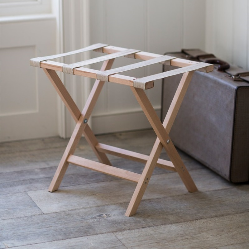 Weekend-Folding-Luggage-Rack-Beech-FLBE01-1