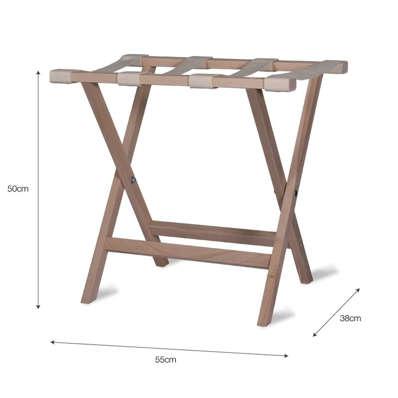 Weekend-Folding-Luggage-Rack-Beech-FLBE01