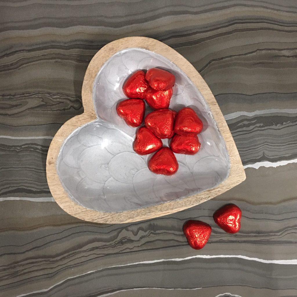 heart-dish