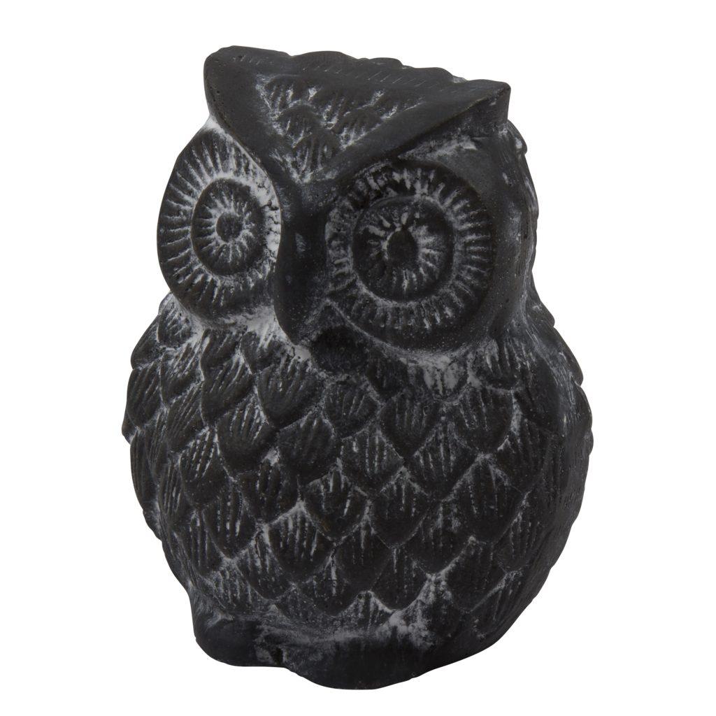 owl_decoration_black