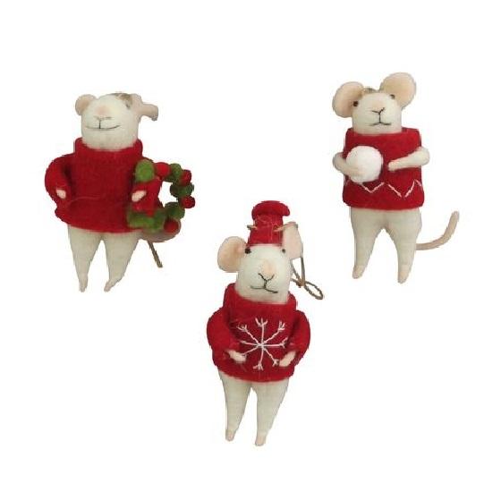 wool mice-set