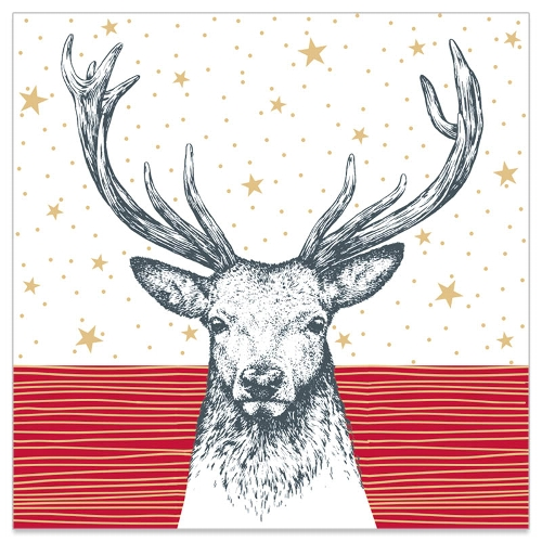 131954_stag-napkin-red
