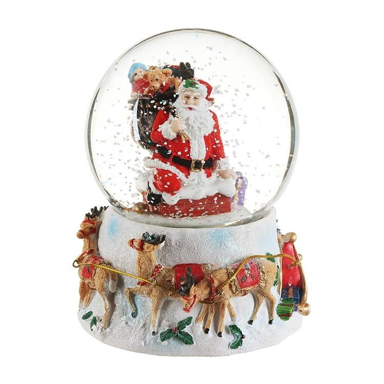 31724-santa-on-chimney-snow-dome-1