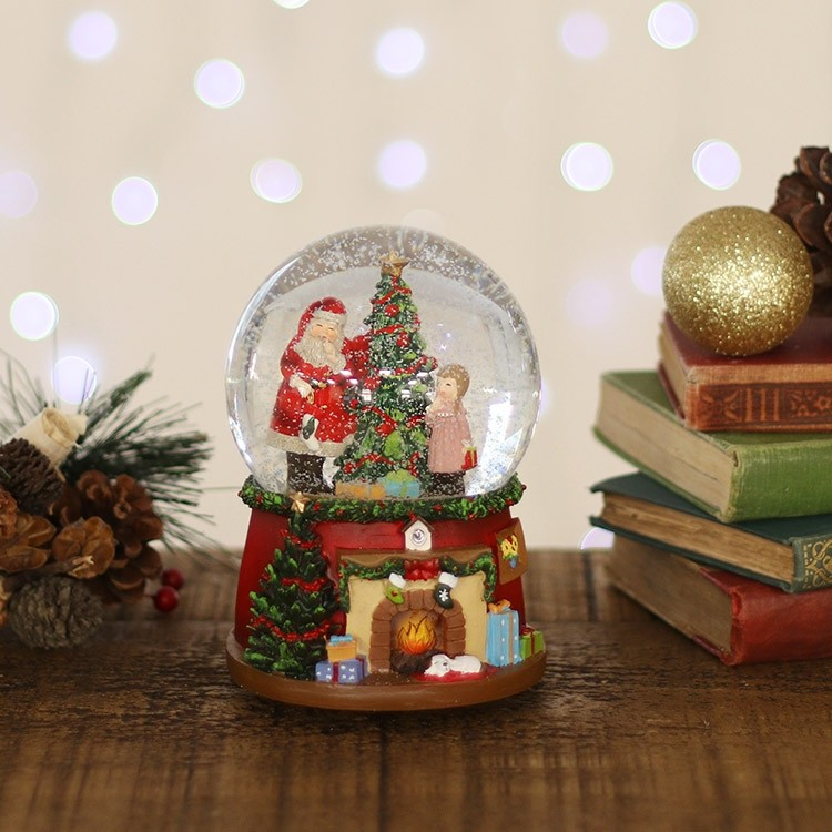 32735-santa-with-tree-child-snow-globe
