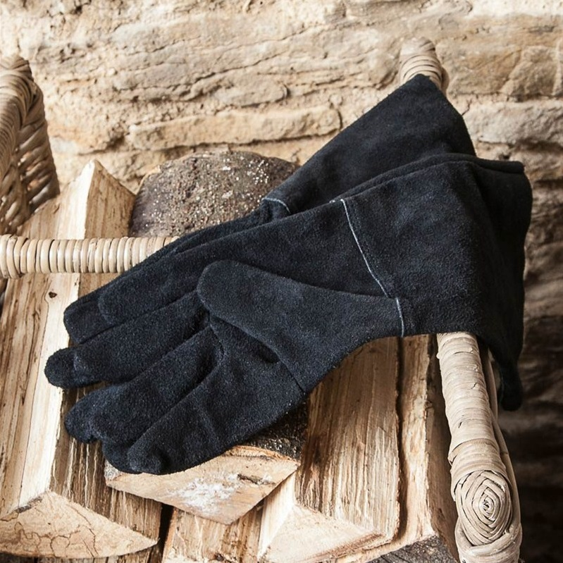 Gauntlet-Gloves-Black-Suede-GLBL01